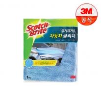 [3M]차량용 물기제거 자동차클리너/걸레
