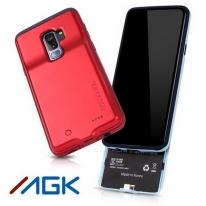 케이스 일체형 보조배터리 충전케이스 - 갤럭시 S9/S9+