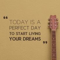 Perfect Day - 레터링스티커