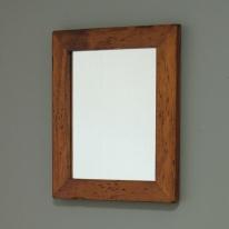 (kdrz094)원목엔틱 사각벽거울