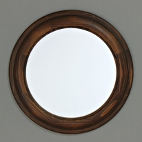(kdrz085)엔틱우드 벽거울 (월넛)