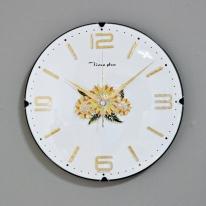 (kpl044)인덱스 해바라기 저소음 시계