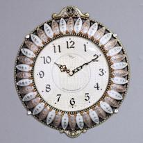 (kspz251)무소음 1313 단면시계(골드)