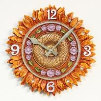 (kwmi003)아트 해바라기시계