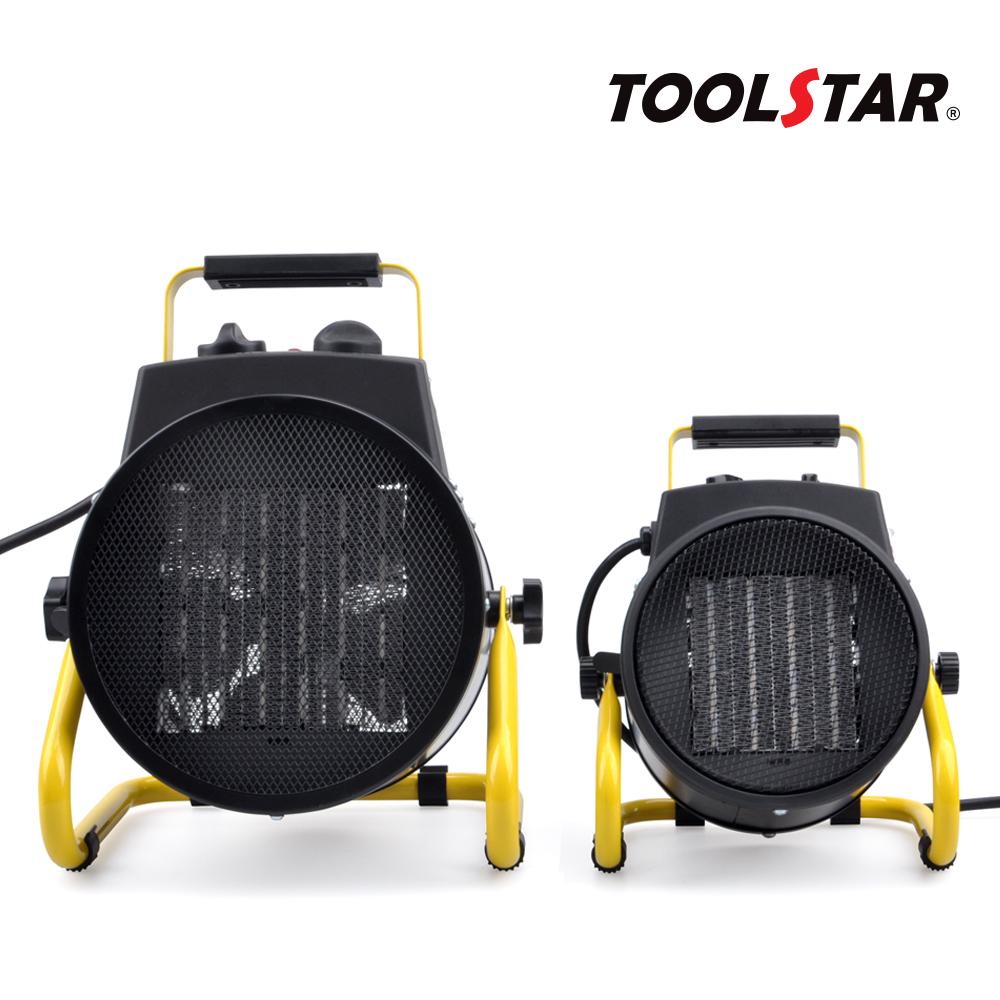 TOOLSTAR 툴스타 팬히터/온풍기/히터/가정용/산업용/캠핑용