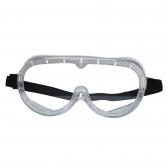 100% 국산 HL-005 안티포그 고글 의료용 방역고글 의료고글 방역 이물질방지 안경착용가능 보안경