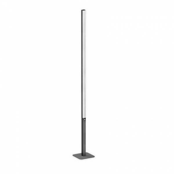 LED 테크노 장스탠드(18W) - 블랙
