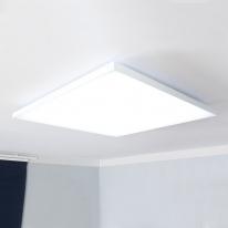 LED 모던 슬림 거실등 (일체형) 110W