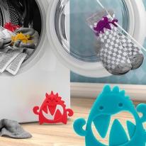 [OTOTO] SOCK MONSTERS 세탁용 양말 집게