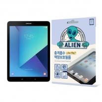 에어리언쉴드 태블릿PC용 충격흡수 액정보호 방탄필름-갤럭시 탭 S3 9.7``(T820)