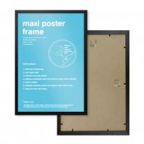 GBeye 정품 포스터 프레임 61x90 액자 (블랙)