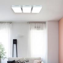 [투플레이스] LED 심플 거실 6등 150W