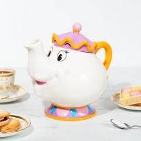 [영국 팔라돈정품] 디즈니 미녀와야수 미세스 팟부인 티팟 주전자