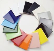 단색타일 레인보우 16종(100X100)/박스판매