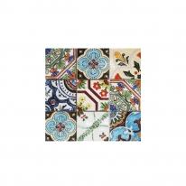[타일닷컴]북유럽 패턴타일 95-D타입(95x95mm) 현관 주방 욕실 타일