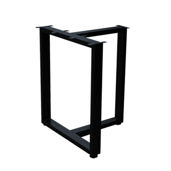 우드슬랩 ㅏ자 철재다리(테이블용)