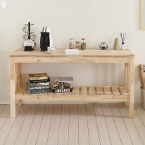 베드테이블 침대테이블 슬림 다용도 책상 1400 이사벨테이블