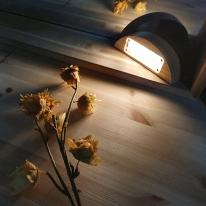 원목라이트 밝기 조절 탁상스탠드 드림라이트