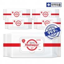홈앤미 살균 소독 물티슈 80매 5팩