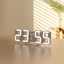 [무아스] 퓨어 미니 LED 시계