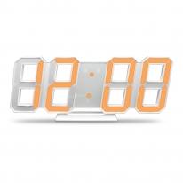 [무아스] 오토 듀얼컬러 빅 LED 시계