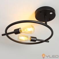 LED조명 드론2등 센서용등기구 DIY