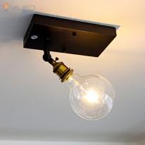 LED조명 폴1등 센서용등기구 DIY