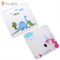 와이엘이디YLED 아이방조명 티라노 유니콘 어린이 방등50W LG칩