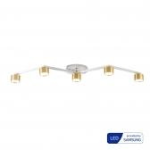 LED주방등 카르페5등 50W 삼성칩 KS인증 5700K