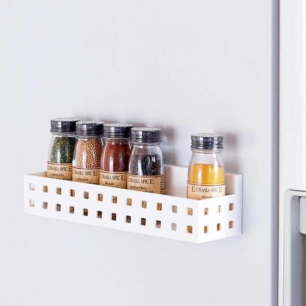 [KM] 냉장고자석 수납함 정리대 [6359]