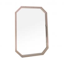 스텐 거울 팔각 | 4color | 주문제작상품 [3~7일소요] | 로즈골드