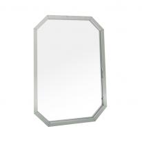 스텐 거울 팔각 | 4color | 주문제작상품 [3~7일소요] | 실버
