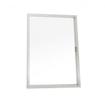 스텐 거울 사각 | 4color | 주문제작상품 [3~7일소요] | 실버