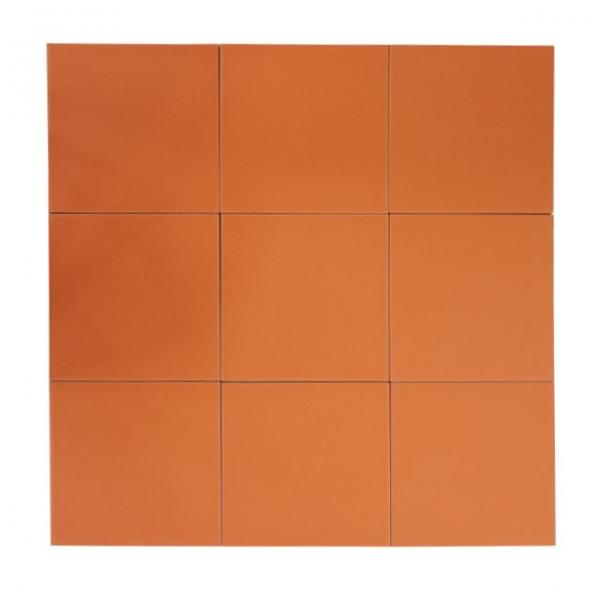 [어반테고] 어반테고 컬러 타일 | 오렌지 | 1BOX 37장 = 1.44㎡ | 14color