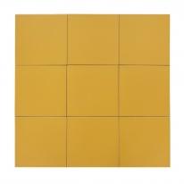 [어반테고] 어반테고 컬러 타일 | 옐로우 | 1BOX 37장 = 1.44㎡ | 14color