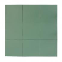 [어반테고] 어반테고 컬러 타일 | 그린 | 1BOX 37장 = 1.44㎡ | 14color