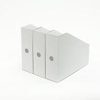 A4 파일수납박스 스몰(3개입)