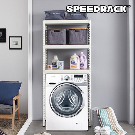 스피드랙 세탁기 선반(가로 900mm)