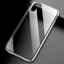 아이폰 X XS 투명 강화유리케이스 MG