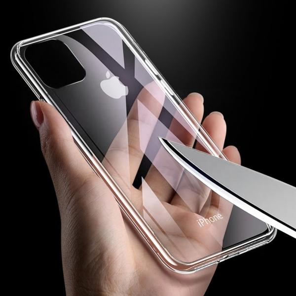 아이폰 11 투명 강화유리케이스 MG