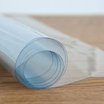 PVC방수원단투명0.2mm1/2마-글램