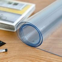 PVC방수원단투명1mm1/4마-글램