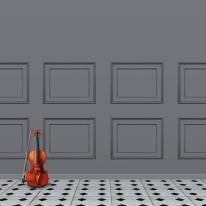 웨인스코팅 다크그레이 (M013D) A형, B형