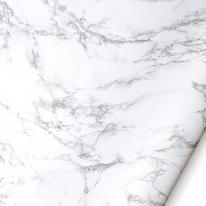 무광대리석 인테리어필름 나폴레옹 화이트마블 무광 (GEH153)