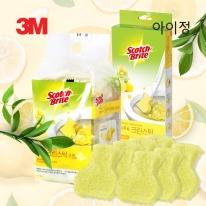 3M 뉴 향기톡톡 크린스틱 레몬향