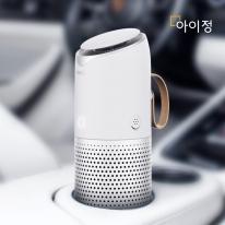 아이정 오토봇 AI 차량용 미니 공기청정기