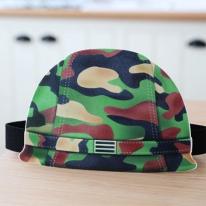 군인 모자 재단펠트지