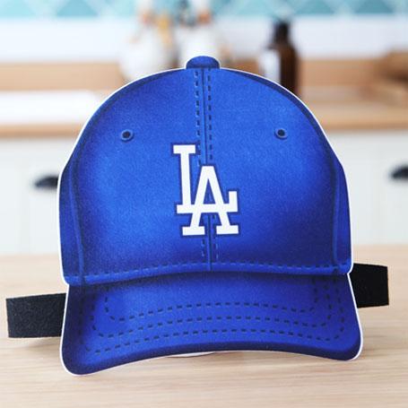 야구 모자 재단펠트지
