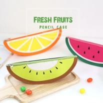프레쉬 과일 필통