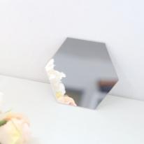 육각형 안전거울